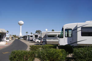Site Information - Cocopah RV and Golf Resort